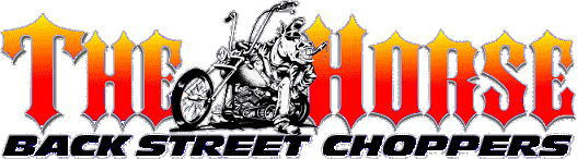Back Street Choppers Magazine