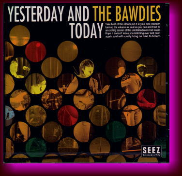 The Bawdies CD