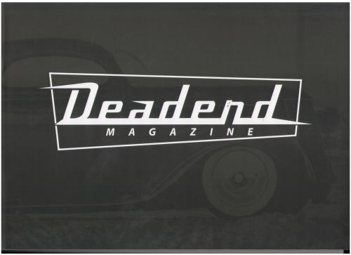 Dead end Deadend Magazine