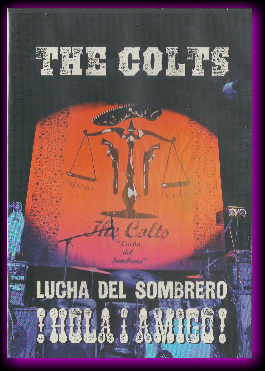 The Colts DVD