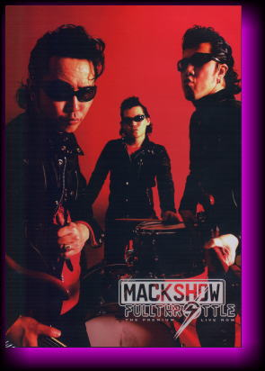 The Mackshow DVD