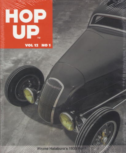 HOP UP Magazine