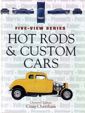 HOT RODS & CUSTOM CARS