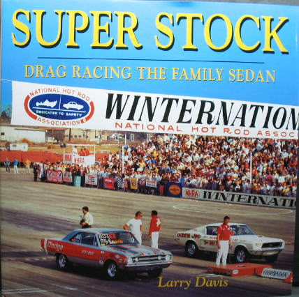 SUPER STOCK DRAG RACING