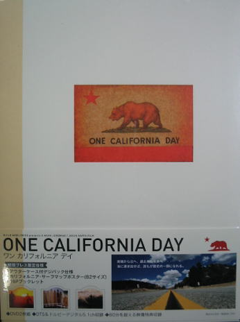 DVD One Carifornia Day