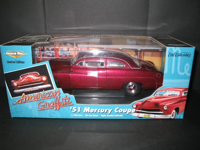1951 Mercury Coupe American Graffiti