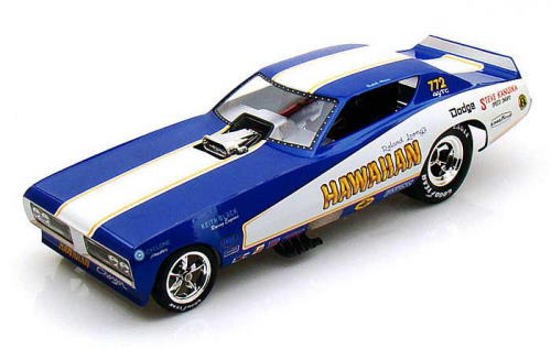 1971 Charger Funny Car