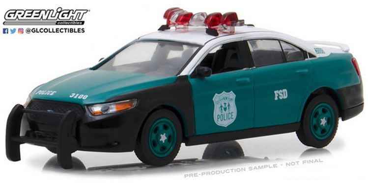 Ford Interceptor New York