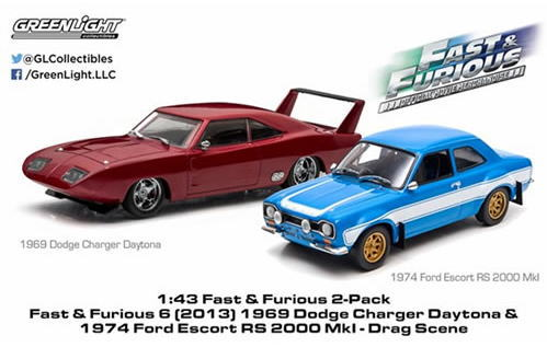 1969 Charger 1974 Ford Escort