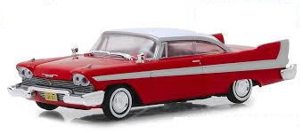1958 Plymouth Fury Christine