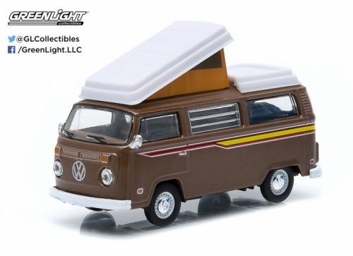 1972 VW Type2 Campmobile