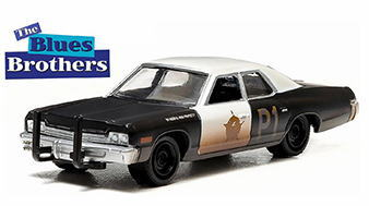 The Blues Brothers Dodge Monaco