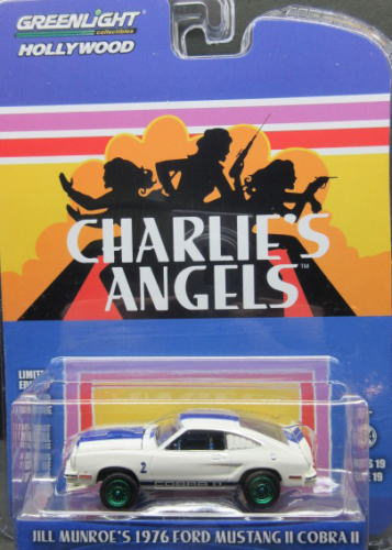 Charlie's Angels Mustang