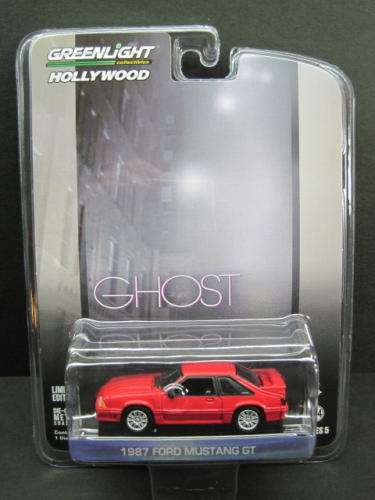 1987 Mustang Ghost