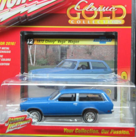 Chevy Vega Wagon 1972