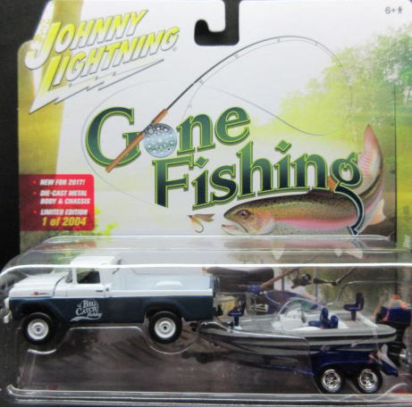 Ford F250 Boat Trailer