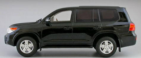 Toyota Land Cruiser AX