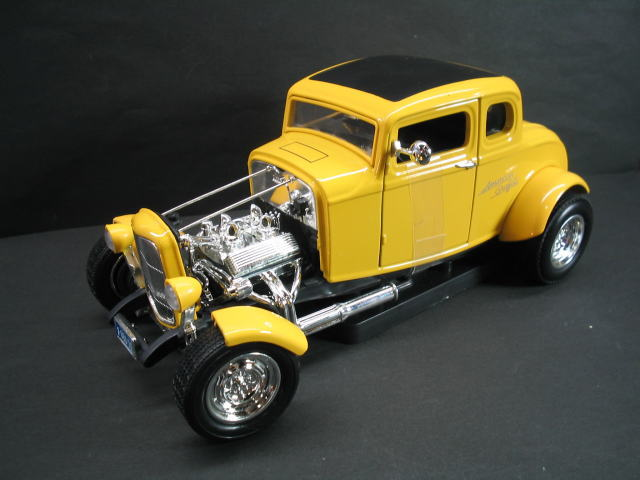 1932 Ford Coupe American Graffiti