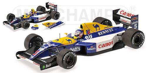 Williams Renault FW14B