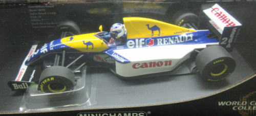 Williams Renault Prost