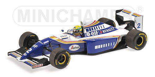 Williams Renault Senna