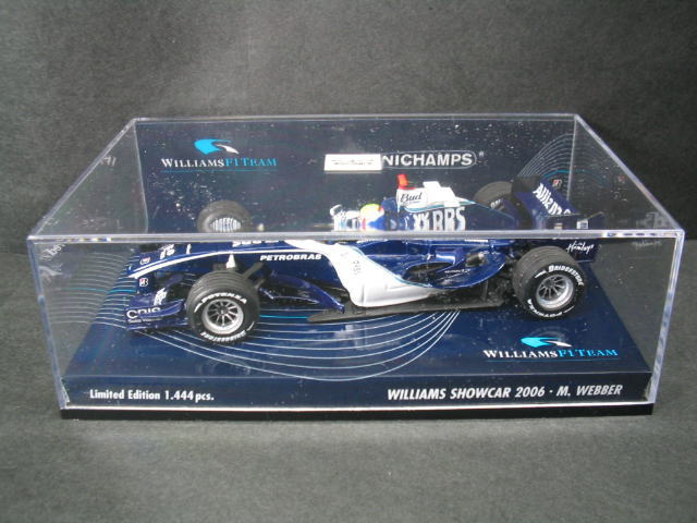 Williams 2006 Webber
