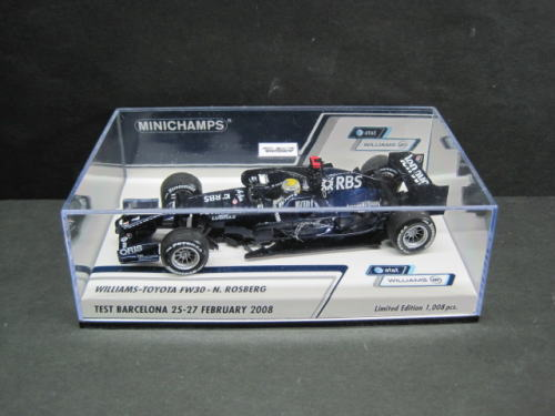 Williams Toyota 2008 Rosberg