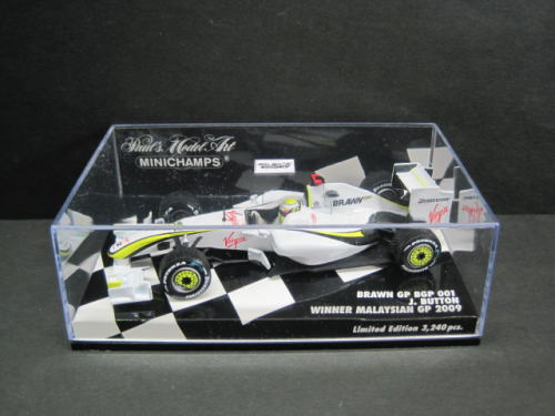 Brawn GP 2009 Button