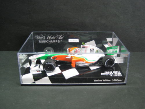 Force India 2010 Liuzzi