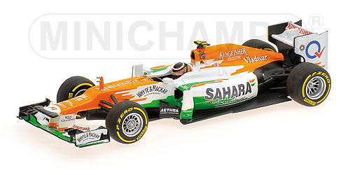 Force India Mercedes 2012 Hulkenberg