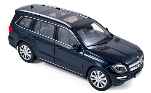 Mercedes Benz GL 2012