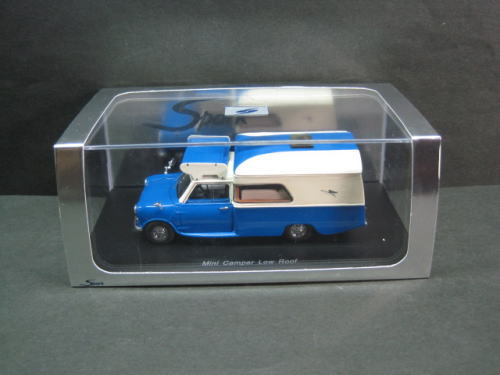 Mini Camper Low Roof