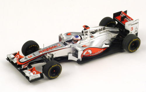 Vodafone McLaren Mercedes MP4-27