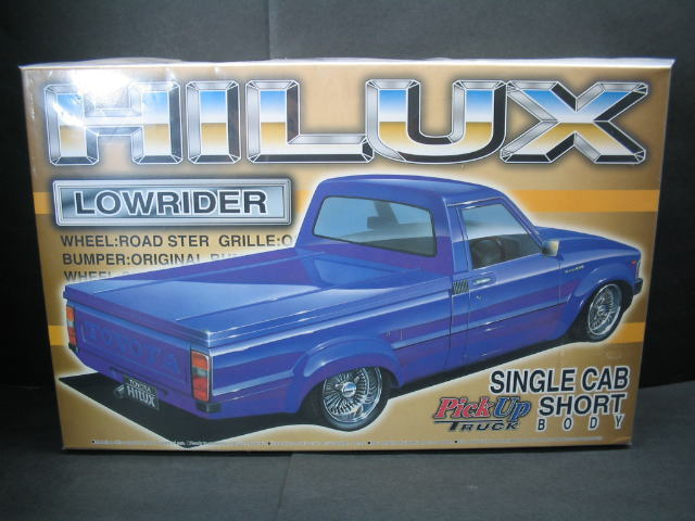Hilux Lowrider