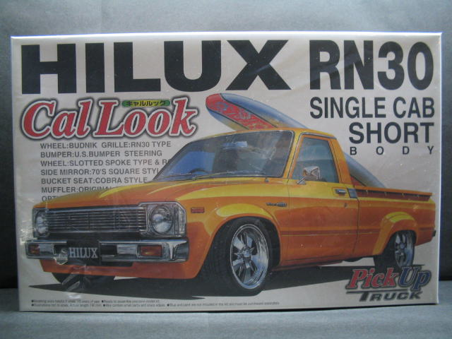 Hilux Cal Look