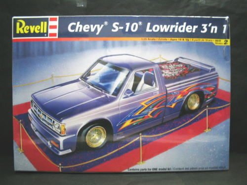 Chevy S10 Lowrider