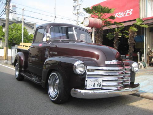 1950 Chevy 3100 Pick up