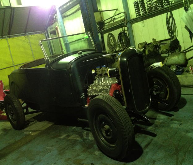1932 Ford Model A アメ車